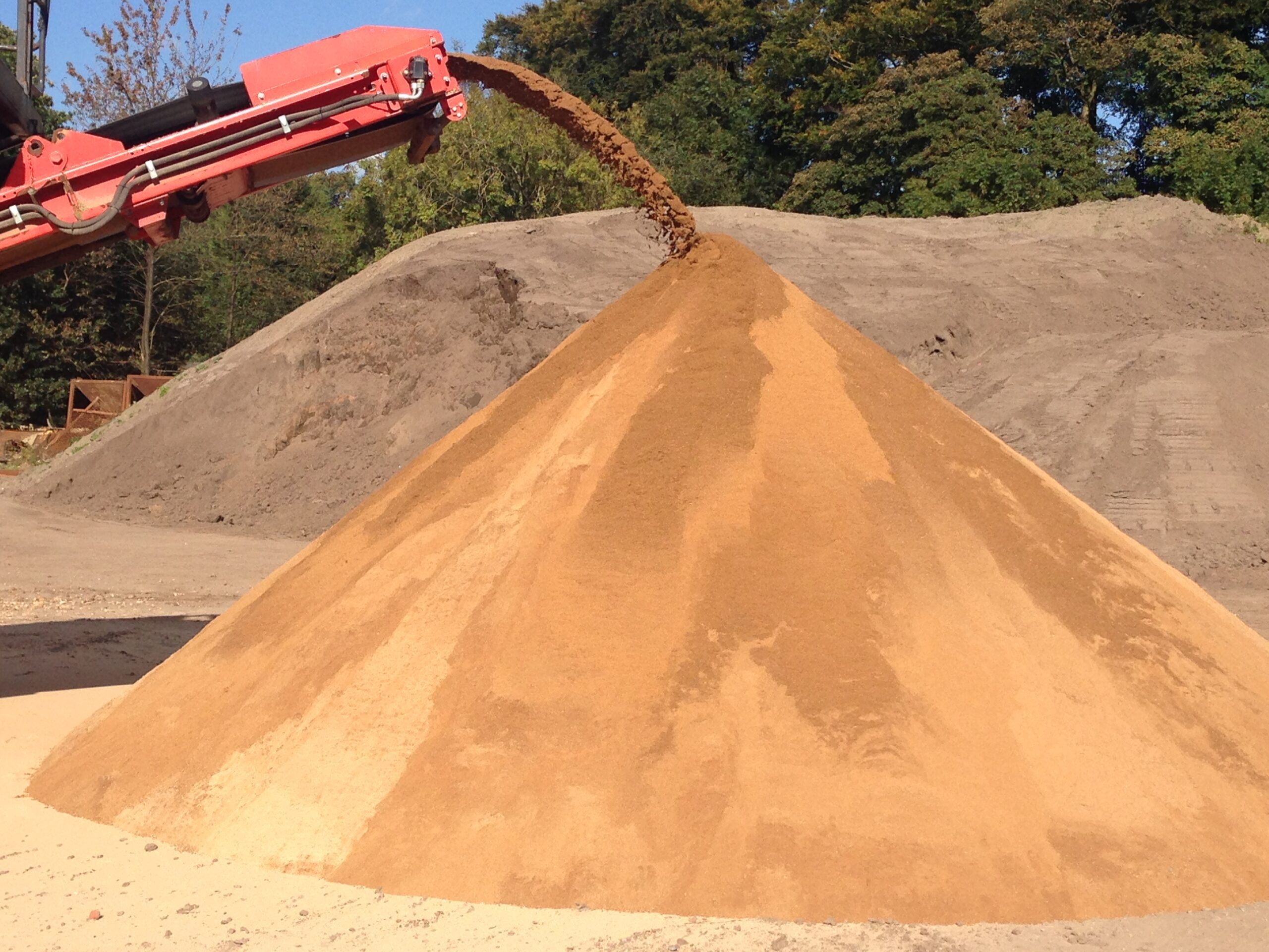 Recycled Soils & Aggregates